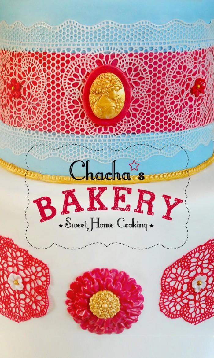 ★ Shabby Cake ★