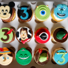 ★ Cartoon Cupcakes ★