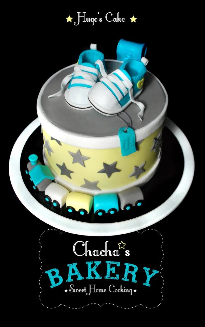 ★ Hugo's Cake ★
