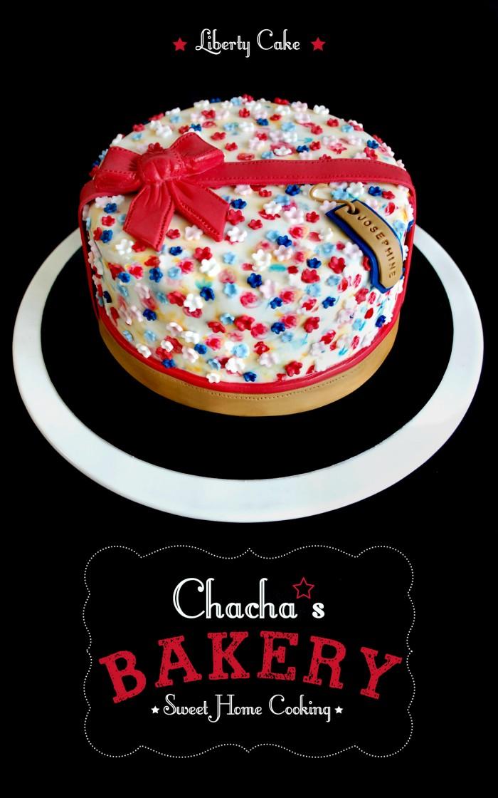 ★ Liberty Cake ★