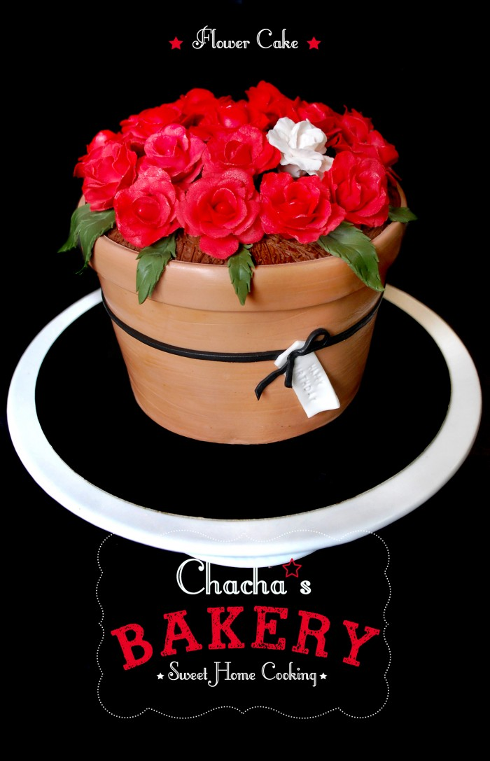 ★ Flower Cake ★