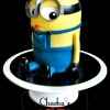 ★ Minion Cake ★