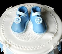 ★ Baby Boy's Cake ★