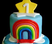 ★ Rainbow Cake ★